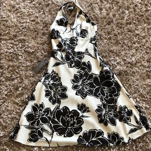 NWT Ann Taylor Halter Dress